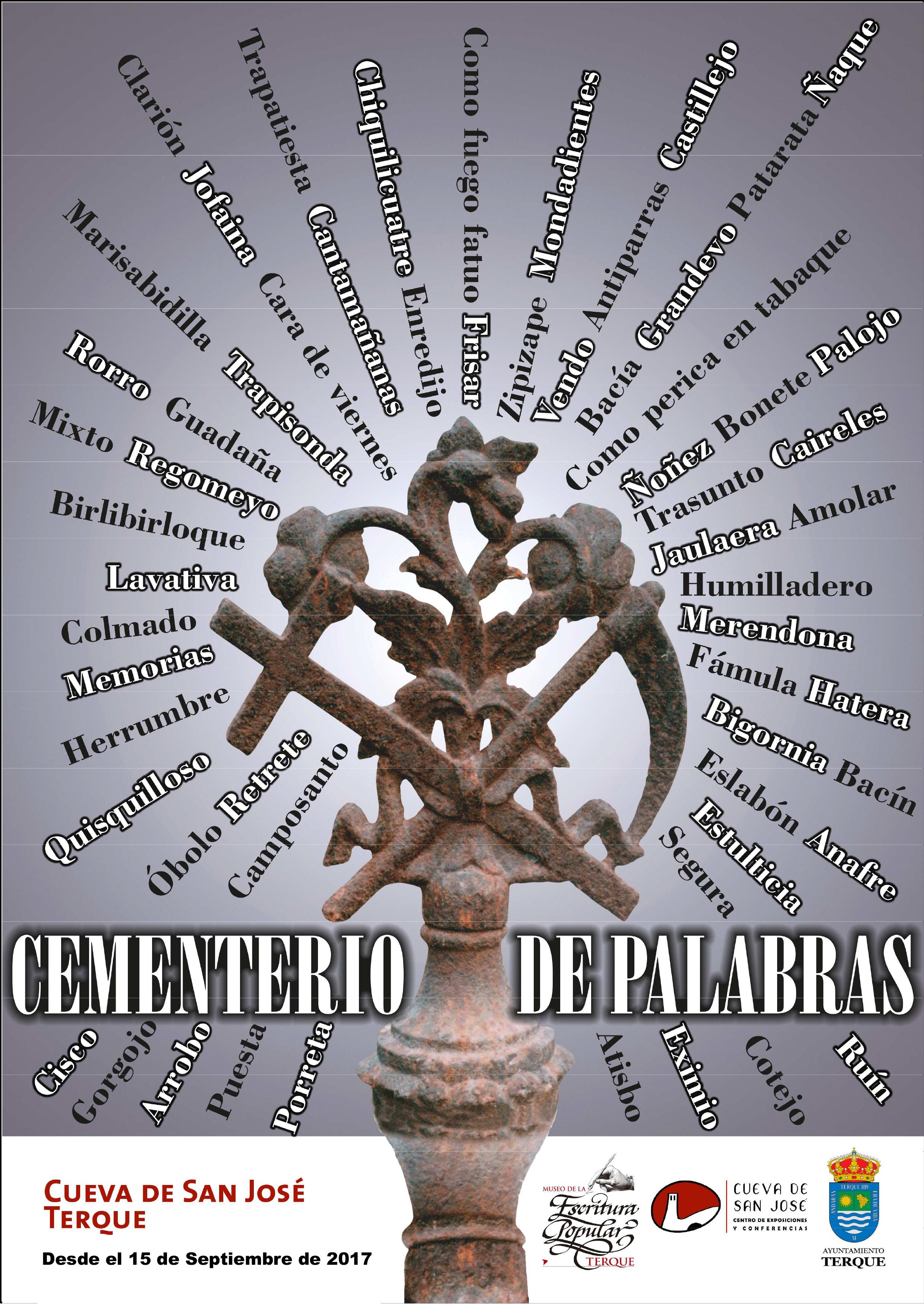 Exposición Temporal - Cementerio de Palabras